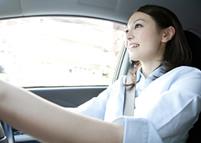 女性の患者様の交通事故治療